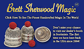 Brett Sherwood Magic ad