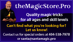 Magic Pro Ad
